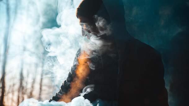 Електронні сигарети небезпечні