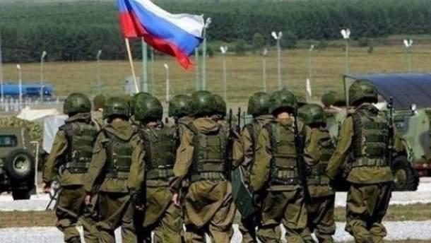 Скільки російських військових перебуває на Донбасі