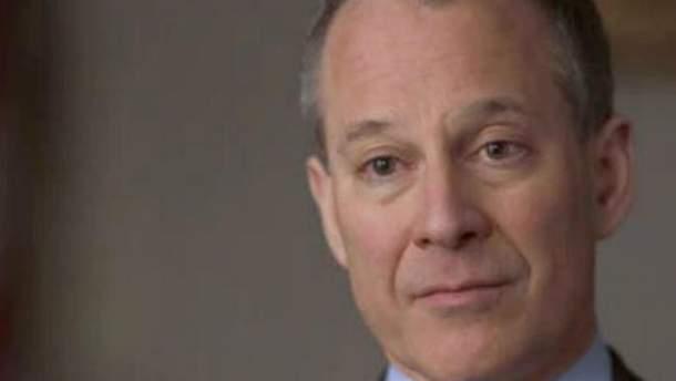 Генеральный прокурор штата Нью-Йорк Эрик Шнайдерман
