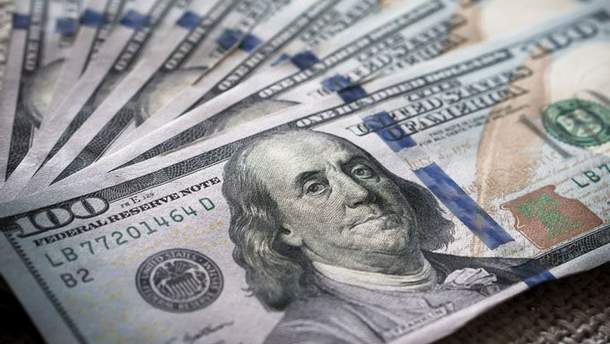 Курс валют НБУ на 10 травня