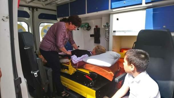 Массовое отравление детей в Черкассах: в ГСЧС назвали вероятную причину инцидента