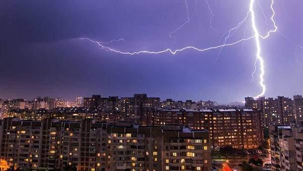 Погода на 10 травня: дощі з грозами охоплять майже всю Україну