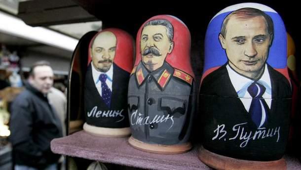 Россия не имеет своей идеологией
