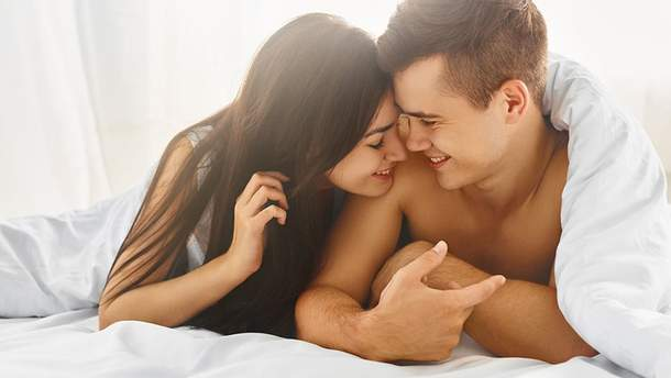 Как реагирует женский организм на секс