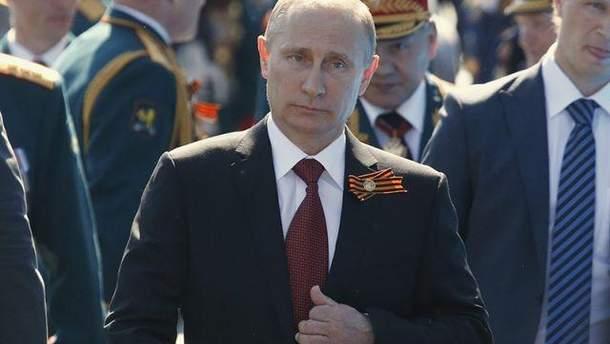 Путін вміло вписує свою агресивну зовнішню політику в культуру пам'яті