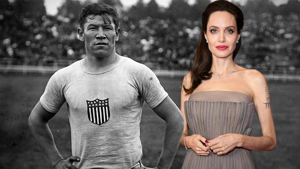 Анджелина Джоли снимет фильм о спортсмене Джиме Торпе