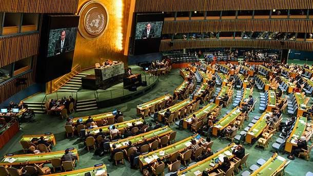 В ООН поговорять про російські фейки та пропаганду