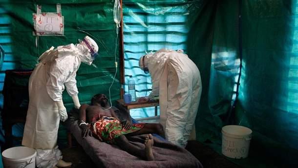 Еще 4 человека доставлены вбольницу вДР Конго сподозрением налихорадку Эбола