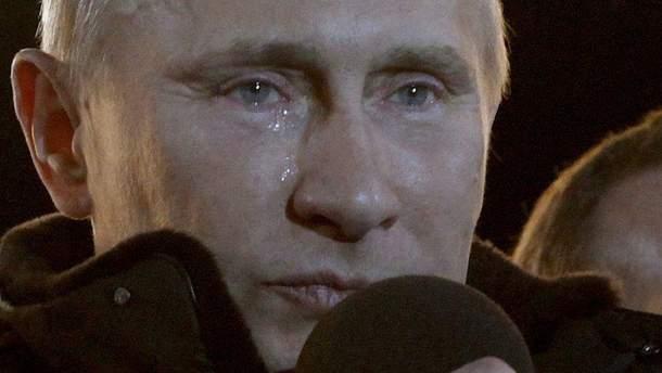 Путін втратив перше місце в рейтингу найвпливовіших людей світу за версією  Forbes