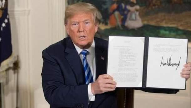 Обама розкритикував заяву Трампа вийти з ядерної угоди щодо Ірану