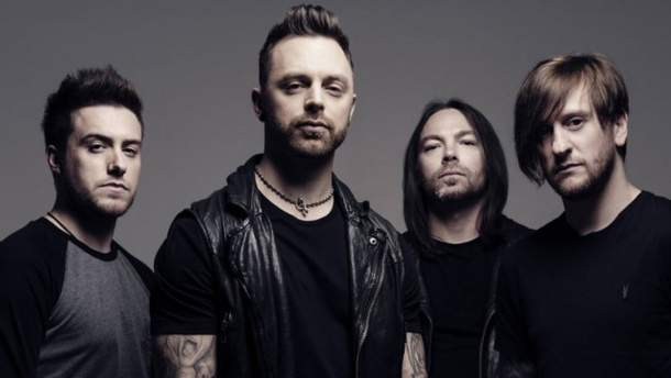 Группа Bullet For My Valentine