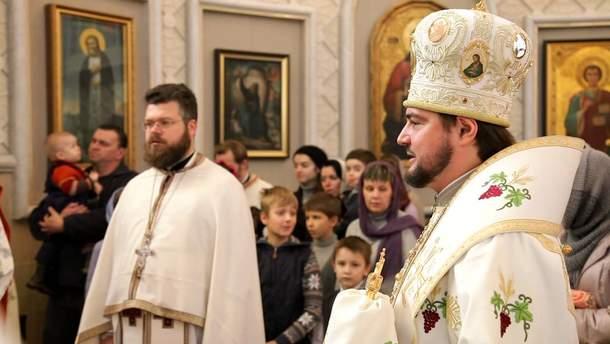 Митрополит Драбинко поддержал создание автокефалии