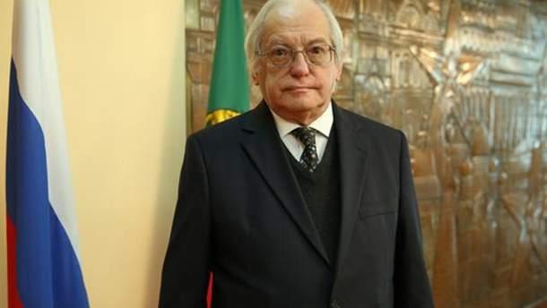 Помер посол Росії у Португалії Олег Білоус