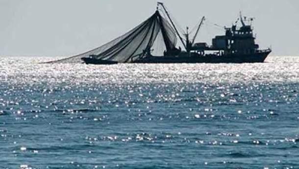 Россия хочет обвинить экипаж украинского судна в терроризме