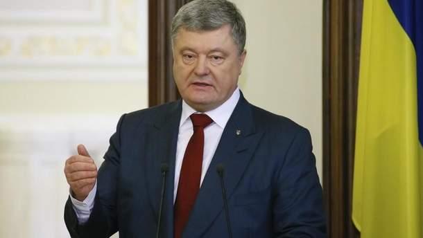 Порошенко застерігає людство від агресії Кремля, яка може привести до Третьої світової війни