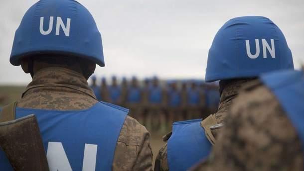 Миротворці ООН можуть розброкувати виконання мінських угод