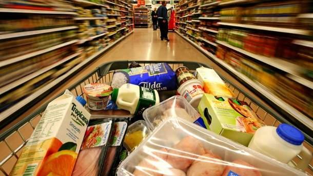 Додаток допоможе вибрати найдешевші продукти