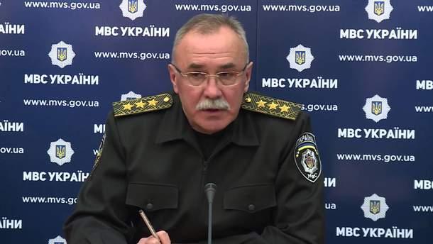 На задержанных Бережную и активиста C14 составляют админпротоколы, – МВД