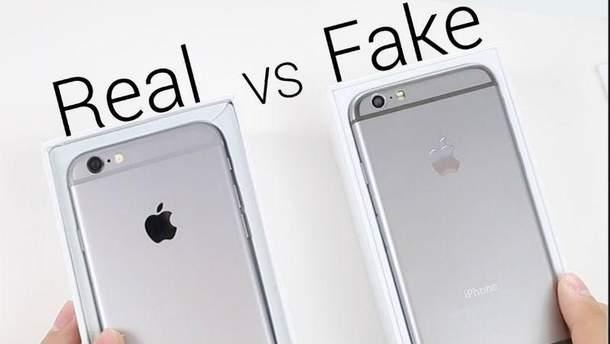 Какие смартфоны чаще всего оказываются подделкой
