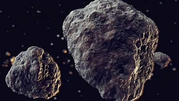 """Ученые впервые обнаружили """"астероида-изгнанника"""""""
