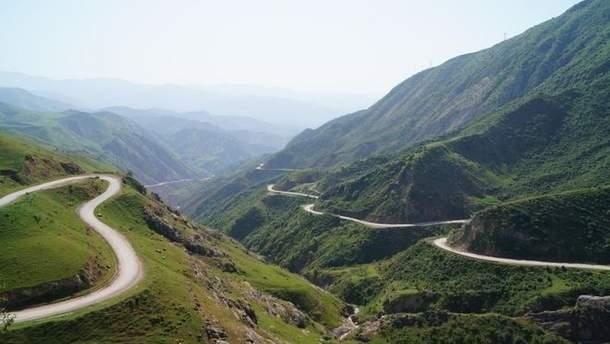 Землетрус стався у гірському районі поблизу таджицького міста Куляб