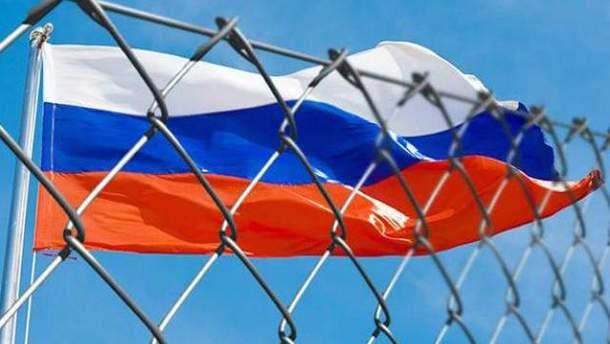 США ввели санкции против военных структур России