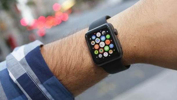 Apple Watch могут стать круглыми