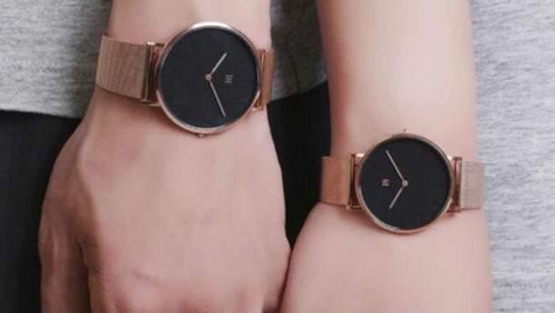 Xiaomi представила кварцевые часы за4000 руб.