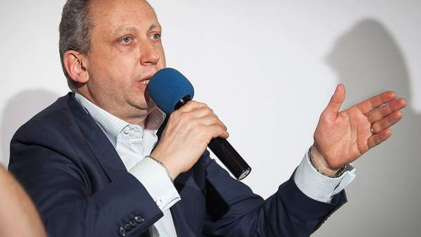 Слава Рабинович критично висловився про відзначення 9 травня у Росії