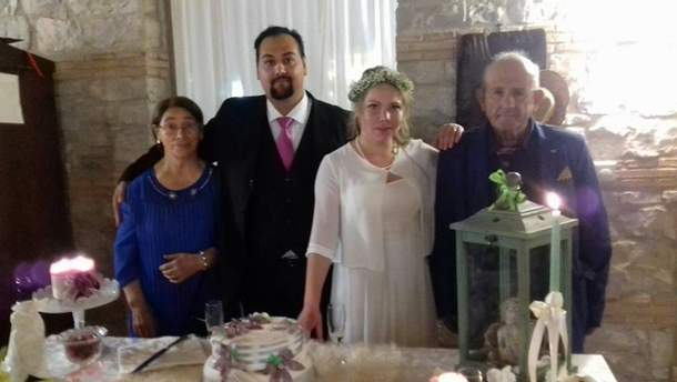 Итальянец убил супругу из Украинского государства изастрелился