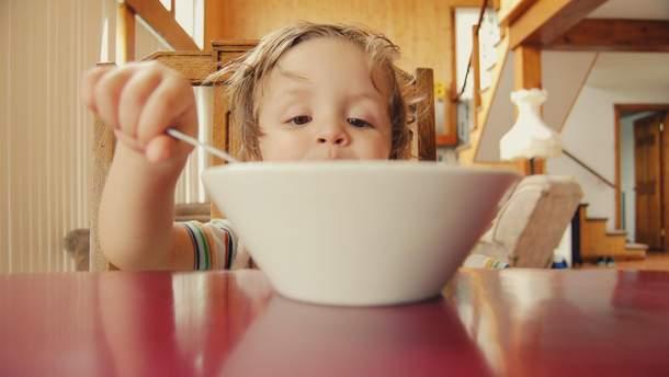 Здоровое питание и дети
