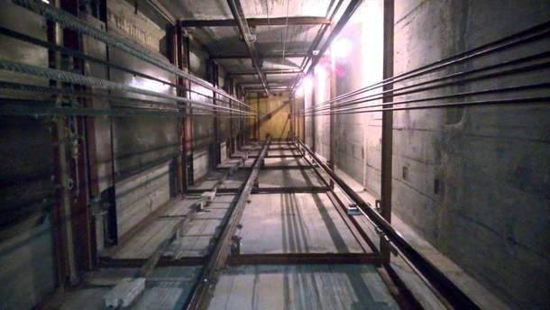 Шахта ліфту