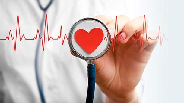 5 небезпечних симптомів серцевих недуг