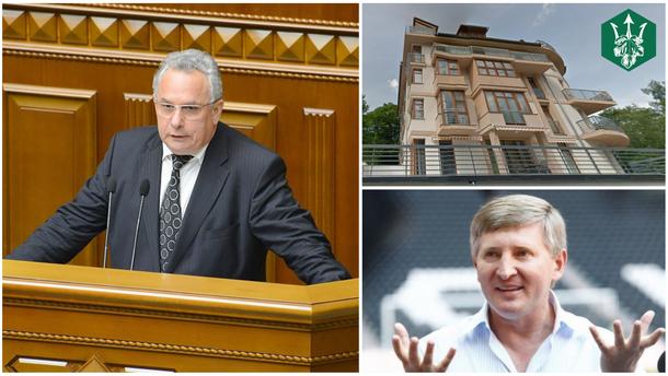 Воропаєв забув вказати у декларації бізнес дружини з Ахметовим