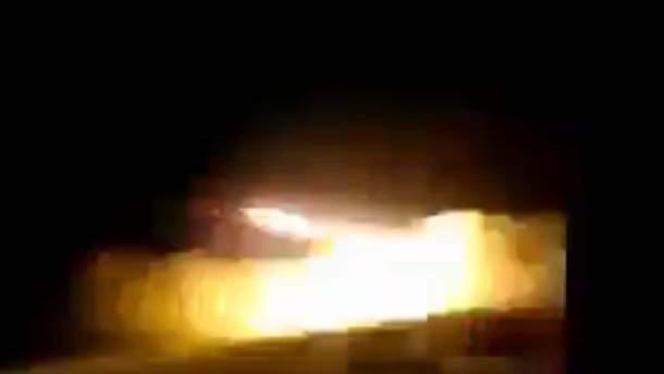 Ракетні удари