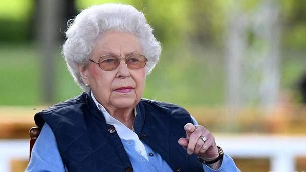 Елизавета II на Royal Windsor Horse Show