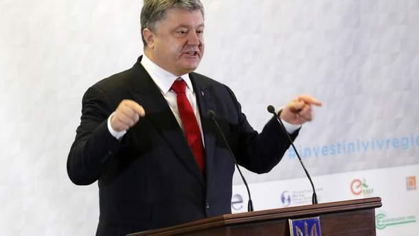 """Порошенко зробив заяву про Росію і """"Північний потік-2"""""""