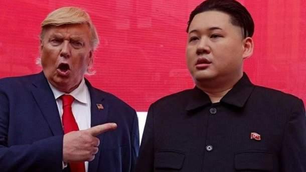 Стало відомо, коли Трамп зустрінеться з лідером КНДР