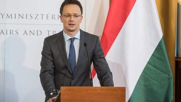 Венгрия выдвинула Украине ультиматум