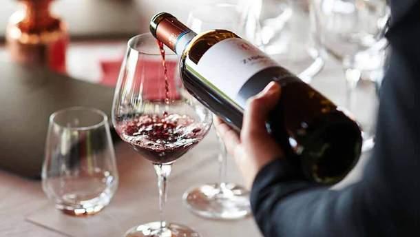 Як червоне вино впливає на здоров'я чоловіків