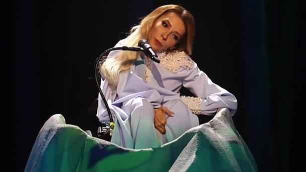 Выступление Юлии Самойловой в полуфинале Евровидения-2018