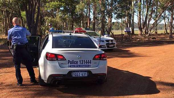 ВАвстралии отыскали тела четырех детей согнестрельными ранениями