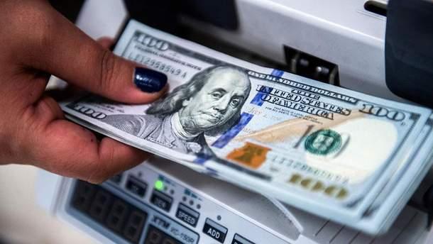 Готівковий курс валют 11 травня в Україні