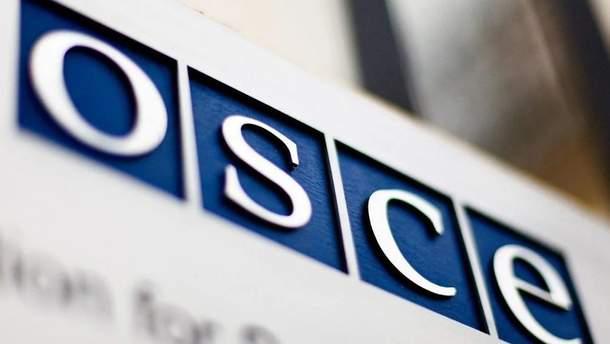"""В ОБСЄ засудили напади на телеканал """"Інтер"""""""