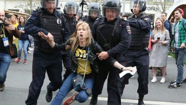 Росія стоїть на порозі громадянського протистояння, – Гіммельфарб