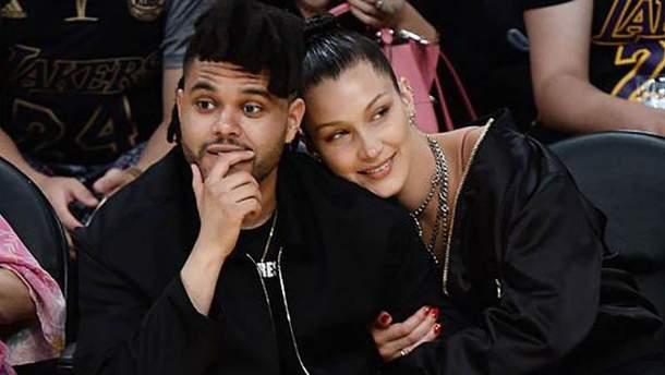 Белла Хадід відновила стосунки з The Weeknd