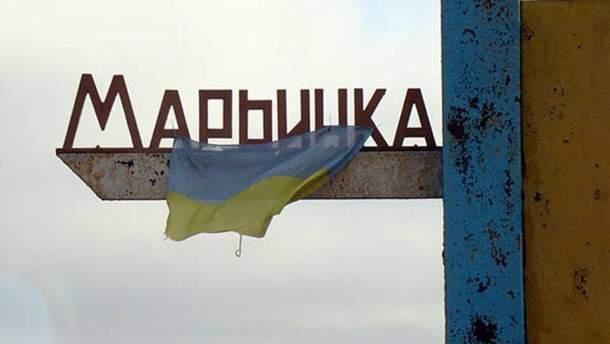 """На КПВВ """"Марьинка"""" приостановили пропуск граждан, – ООС"""