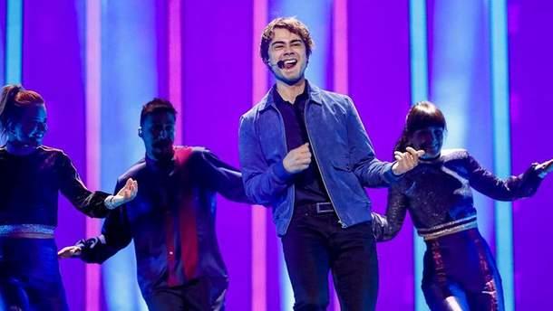 Олександр Рибак Євробачення 2018 – з піснею