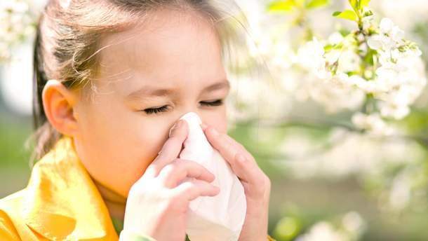10 весняних дитячих хвороб