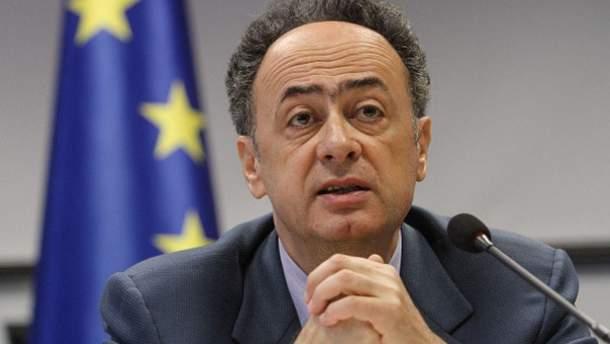 Зараз в України немає перспективи членства в ЄС, – Глава Представництва ЄС в Україні Мінгареллі